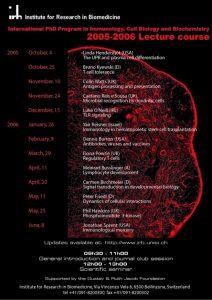 PhD Program 2005-2006