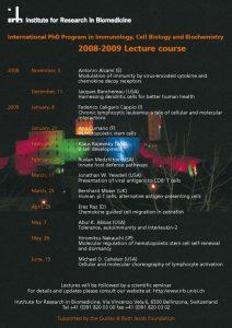 PhD Program 2008-2009