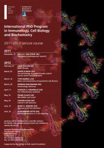 PhD Program 2011-2012