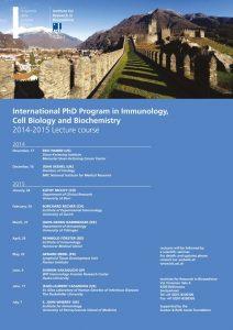 PhD Program 2014-2015