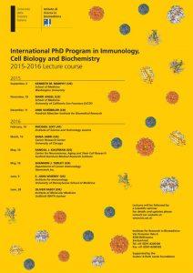 PhD Program 2015 - 2016