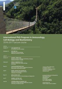 PhD Program 2016-2017
