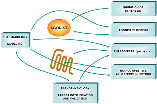 INNOCHEM: targeting chemokine/receptor interactions