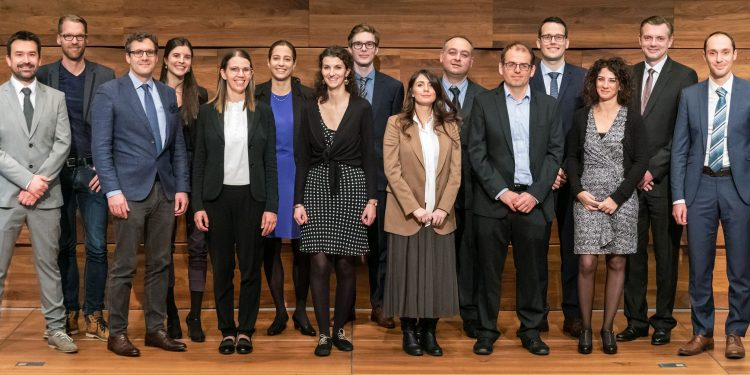 Pfizer Prize 2020, awards for IRB and IOR researchers in neurology and oncology